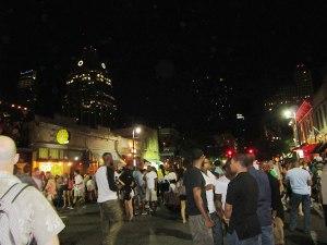 6th St, Austin (6/28/13)
