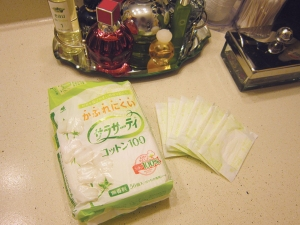 """Beaty Lolapalooza"" (named by Callaghan) Cotton pads from Japan"