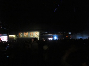 Emo's - lots of people inside