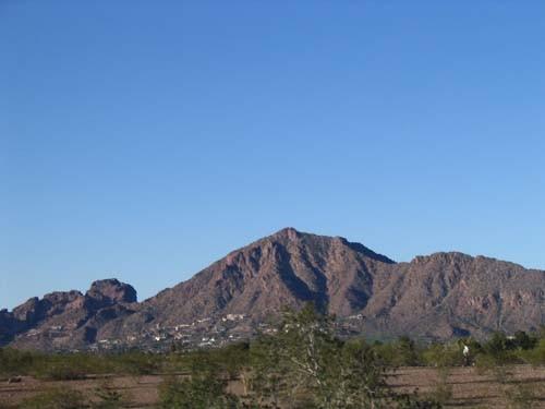 Phoenix's Camelback Mountain