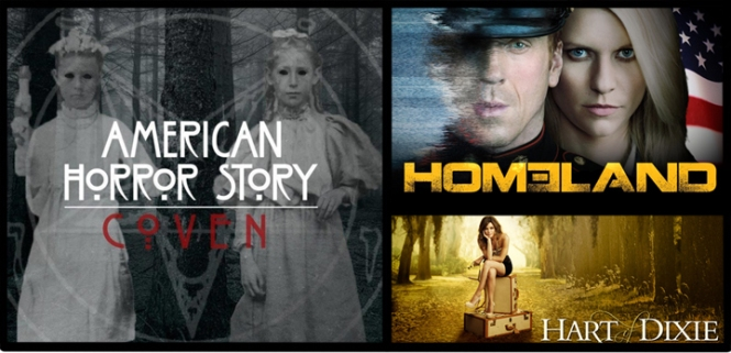 The great trilogy - our favorite series this season