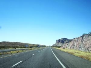 Back home in the desert!