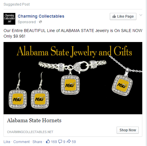 Not my ASU! My alma mater is Arizona State, not Alabama State.