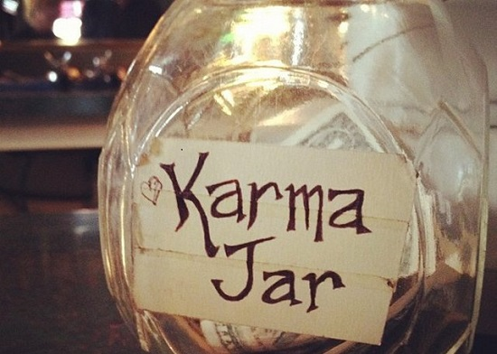 Karma: the new currency!
