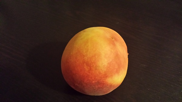 The white peaches have been so good, we haven't been able to get enough.
