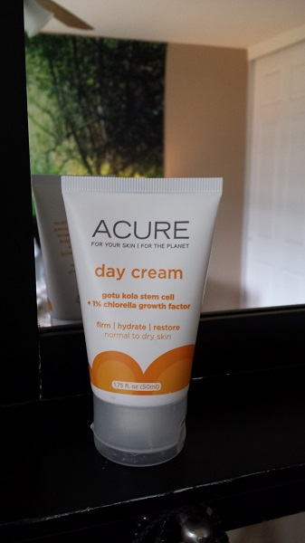 Acure Day Cream (for normal to dry skin)