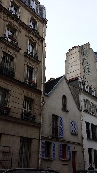 Walking in Montmartre...