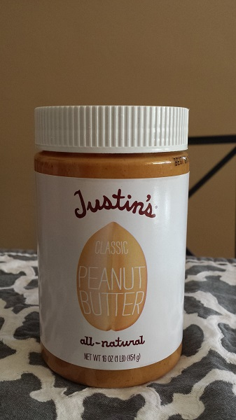 Justin's classic all-natural peanut butter