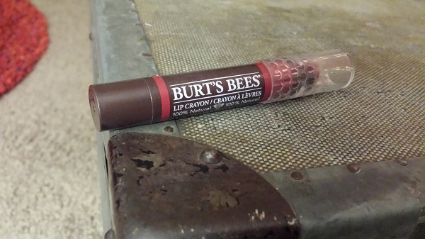 Burt's Bees 100% Natural Lip Crayon in Redwood Forest