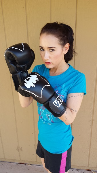 I love the design and fit of Vehement's Wolfheart X2 boxing gloves.