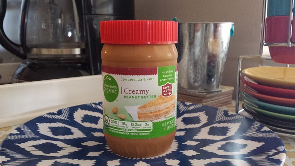 Simple Truth Organic Creamy Peanut Butter