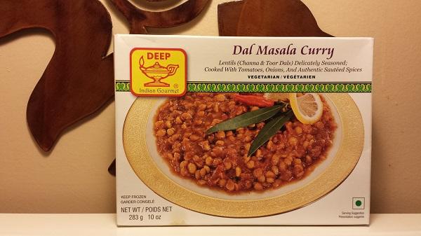 Deep Indian Gourmet Dal Masala Curry (frozen)