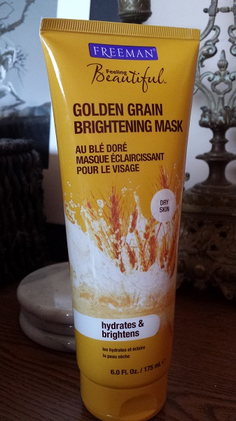Freeman Feeling Beautiful Golden Grain Brightening Mask