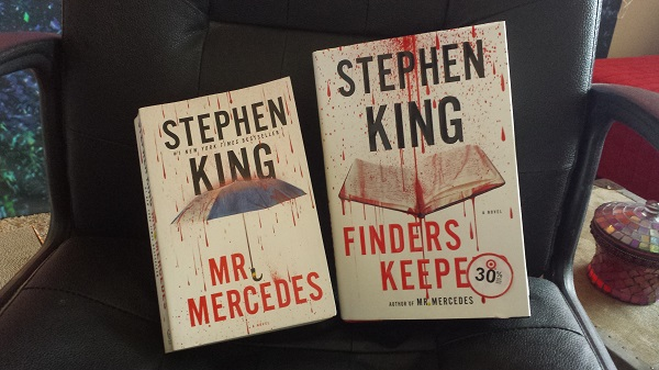 Stephen King novels - always a good time!