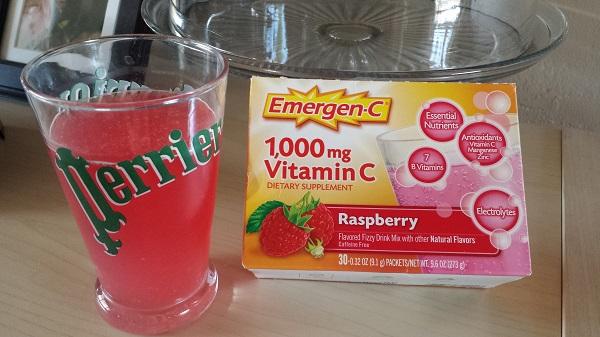 Raspberry Emergen-C