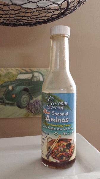 Coconut Aminos (Coconut Secret original)