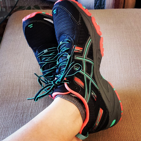 Asics Gel-Venture 5 running shoes