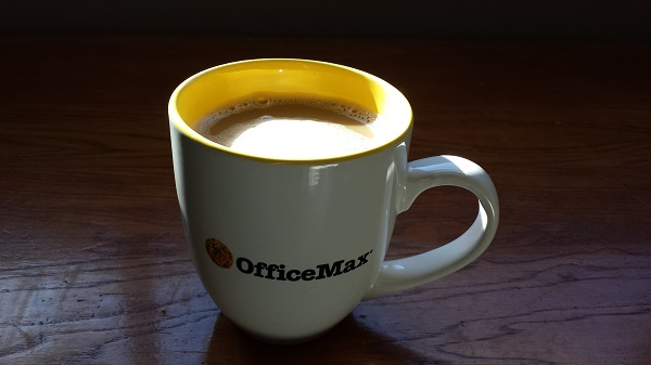 OfficeMax mug