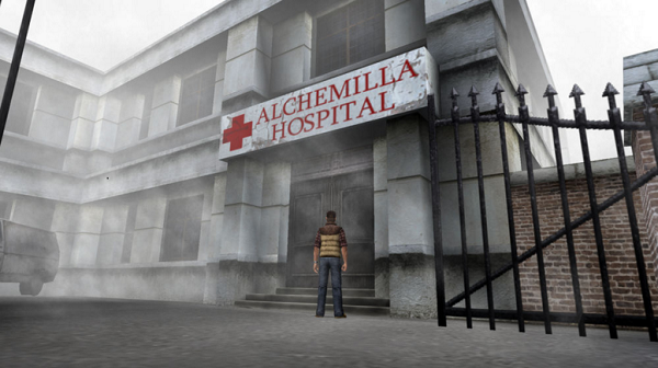 Hospital in Silent Hill