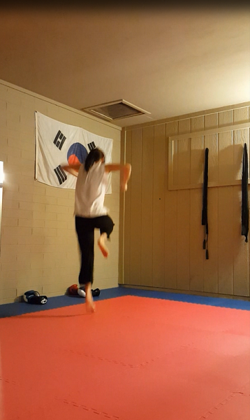 Jump attack (prep)