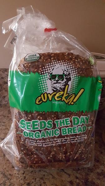 Eureka! Seeds the Day.