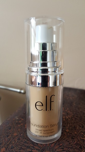 e.l.f. Beautifully Bare Foundation Serum (Fair/Light)
