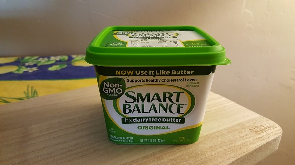 Smart Balance Original dairy-free/imitation butter