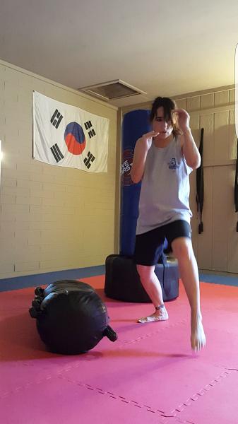 (Muay) Thai stance