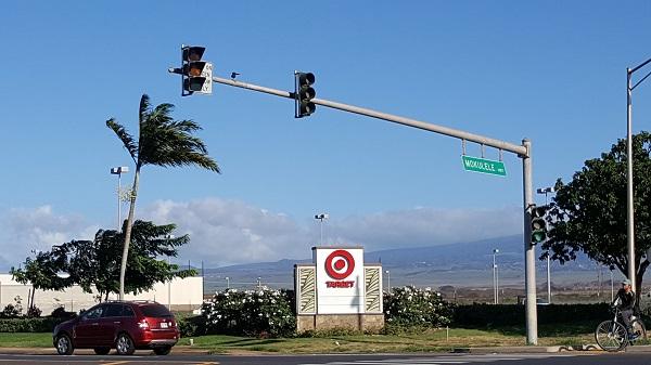 Target on Maui