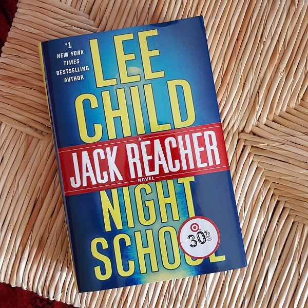 Lee Child's 2016 Reacher release!