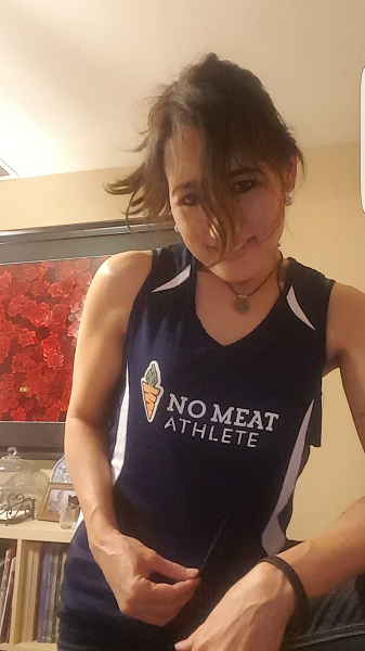 No Meat Athlete workout apparel