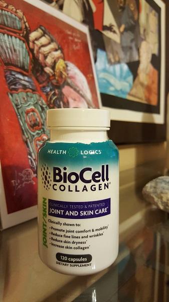 BioCell collagen supplement