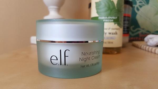 e.l.f. Nourishing Night Cream